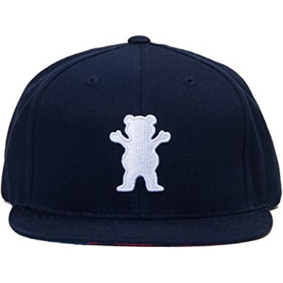 1ff89ec5937 ... get diamond supply company grizzly snapback 0cf62 8fd19